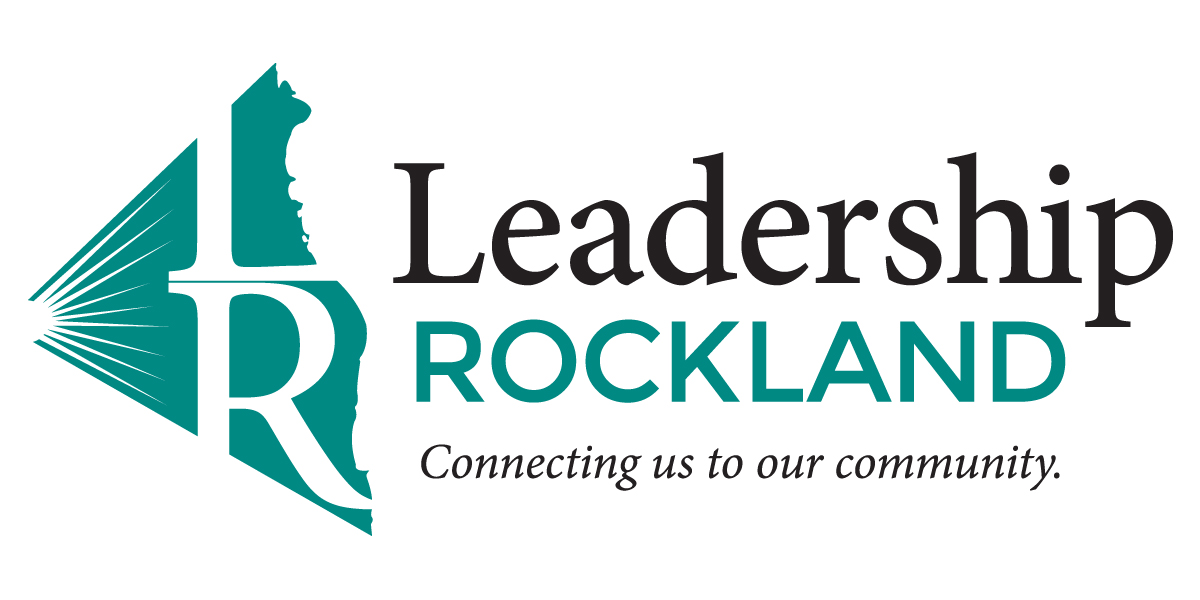 Leadership Rockland Logo with Tagline